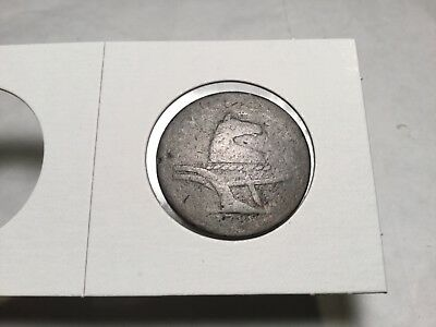 1788 New Jersey Colonial Coin