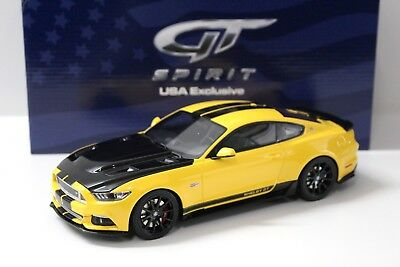 1:18 GT Spirit Shelby GT 2015 yellow *USA EXCLUSIVE* NEW bei PREMIUM-MODELCARS