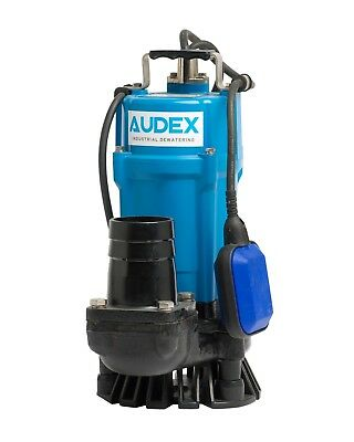 Audex AW 2-040 110v c/w Floats (Equivalent to Tsurumi HS2.4S) Submersible Pump
