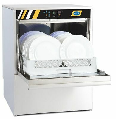 Dishwasher, 595x600x845 mm, Descaler, 60 - 85°C, Dishwasher
