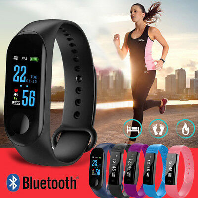 Activity Fitness Tracker Pedometer Smart Watch Bluetooth FITBIT Calorie Counter