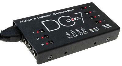 Cioks DC7 Power Supply insured & trackable shipping