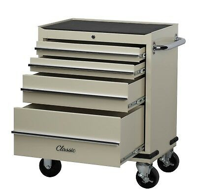Hilka, Classic 4 Drawer Trolley.