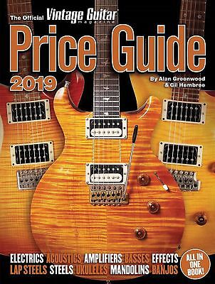 Official Vintage Guitar Magazine Price Guide 2019 - Recueil