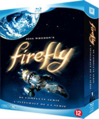 Firefly -The Complete Series Blu-Ray NEW