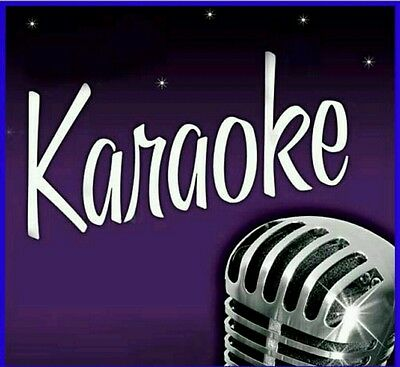 KARAOKE CDG  9  Discs  178  Songs    Pop , Rock and Country   NEW