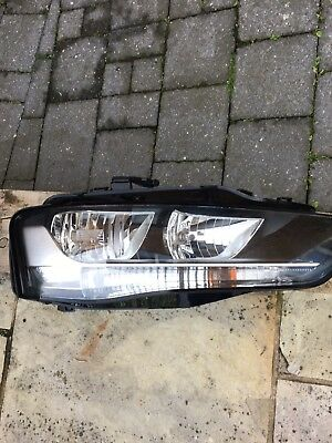 Audi A4 B8 2012-2015 Right Halogen Headlight