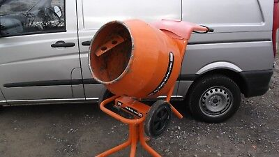 Belle 240v 2017 Minimix 150 Cement Mixer  DRUM UPGRADE if asking price paid