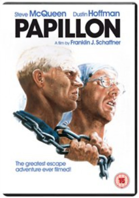 George Coulouris, Bill Mumy-Papillon DVD NEW