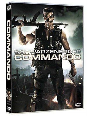 Lester Mark-Commando DVD NEW