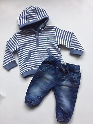 NeXT Boys Jeans M&S Jumper 3-6 Years