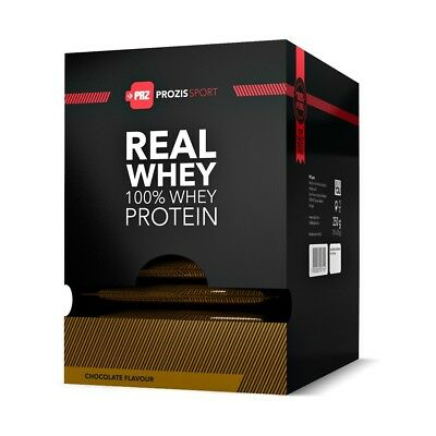 10 x 100%  Real Whey Protein 25 g