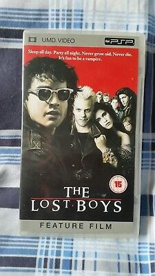 The Lost Boys - PSP UMD MOVIE