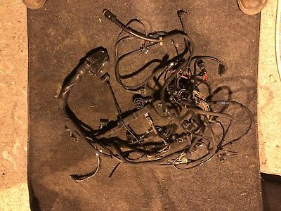 MERCEDES BENZ W124 e280 E320 engine wiring harness Loom Spares M104 on