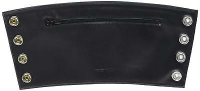 Mister B Leather Gauntlet Zip Wrist Wallet, Small £39.50