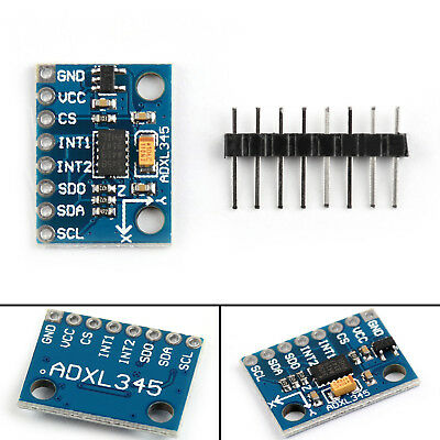 ADXL345 GY-291 3-Axis Digital Acceleration of Gravity Tilt Module For Arduino