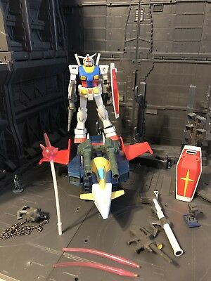 Bandai Mobile Suit RX-78 G Fighter Gundam Action Figure Msia Lot