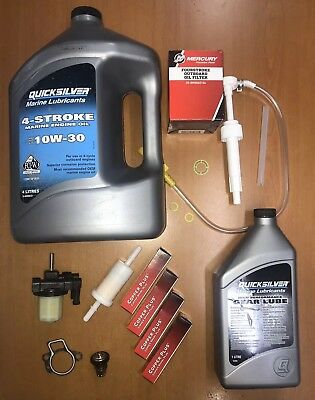 MERCURY MARINER OUTBOARD Engine High Performance Gearbox Oil