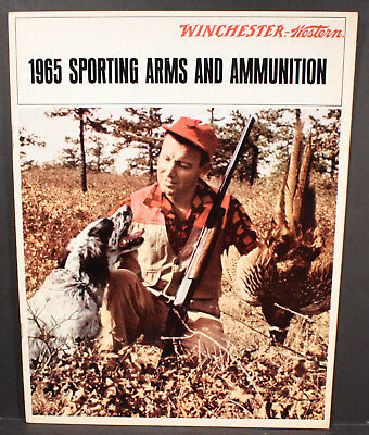 Sporting Arms 1982 Winchester Catalog John Wayne Uncirculated New Old Stock!