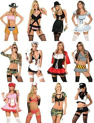 WHOLESALE LOT Sexy Costume Dress Clubwear RAVE Stripper LINGERIE Party S M L XL