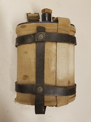 Ww2 Military Water Canteen