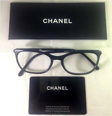 7296bc03f4 CHANEL CH3281 C501 52 17 140 Prescription Glasses Brand New   Boxed ...