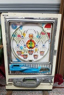 Vintage Sankyo Japan Machine Game Arcade Pinball (Parts/Repair)