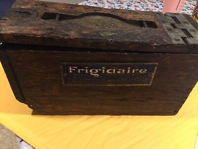 Antique WW 1 Artillery Box Toolbox
