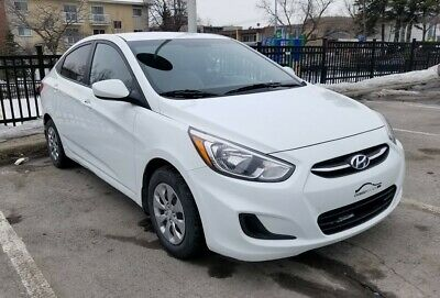Hyundai: Accent SE Great overall condition. Low Milleage, 2016 manual transmission.