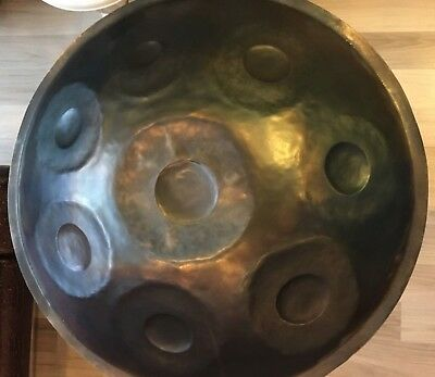 Handpan Drum 9 Notes Free Shipping