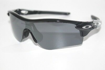 d4970c624c Oakley Radarlock Path Sunglasses OO9181-19 Polished Black W  Black Iridium