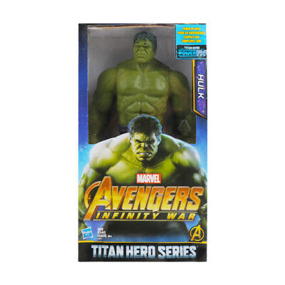 Hulk  Avengers Infinity War -   Action Figure Marvel 30 cm