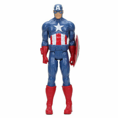 Capptain America Action Figure Marvel 30 cm con scatola - Avengers Supereroi