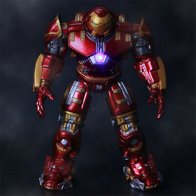 "US! 7"" Marvel Avengers 2 Action Figure Age of Ultron IRON MAN HULK BUSTER Toy"