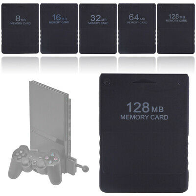8M 16M 32M 128MB Memory Card Game Data Stick Module for Sony PlayStation 2 PS2