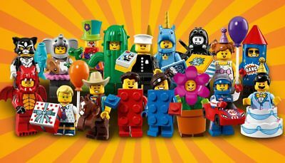 Lego Series  ~ 18 ~ Party ~  Minifigures ... Choose Your Figure