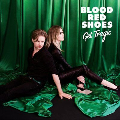 Blood Red Shoes - Get Tragic - CD Album (Released 25th January 2019) Brand New