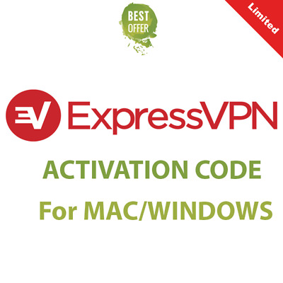 Express VPN Original VPN 🔥 1 Years Subscription 🔥Activation Code ONLY🔥MAC/WIN