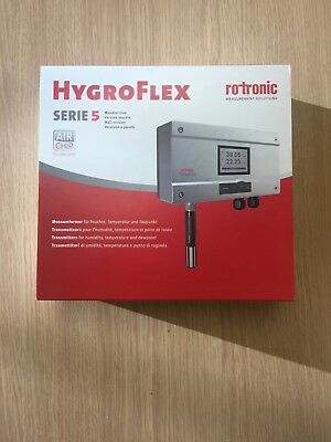 HYGROFLEX Series 5 Humidity & Temperature Sensor Transmitter BRAND NEW in Box
