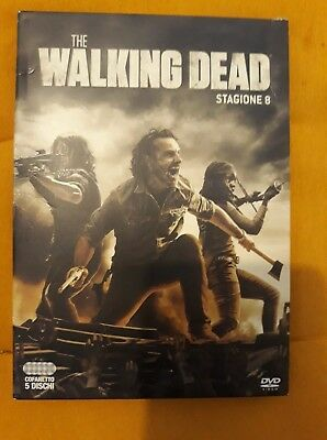 cofanetto The walking dead stagione 8