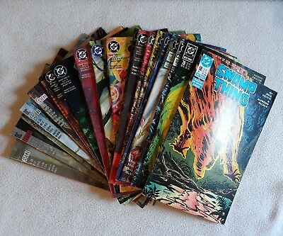 20 Issue DC Swamp Thing Bundle 1981 - 1993 DC / Vertigo