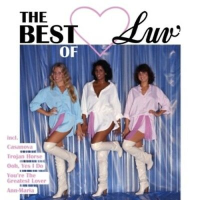 Luv' - The Best Of Luv' CD NEU & OVP Greatest Hits Luv