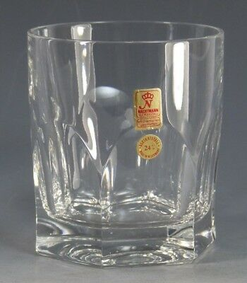 NACHTMANN Crystal - SONJA Design - Tumbler Glass / Glasses - 3 1/2""