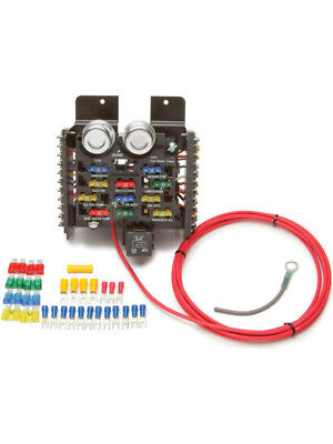 painless wiring 50101 11 fuse compact universal race pro Universal Painless Fuse Box Universal Painless Fuse Box #15