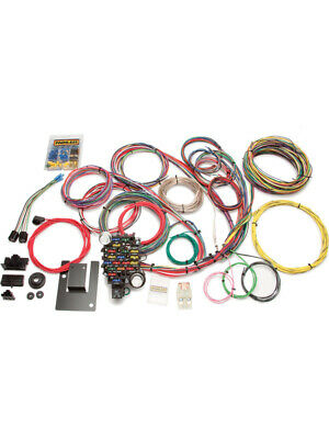 Painless Wiring Painless Chevy 55-57 28Circuit Harness (20106)