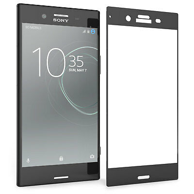 Genuine Tempered Glass Screen Protector Film Guard Protection Sony Xperia XZ1
