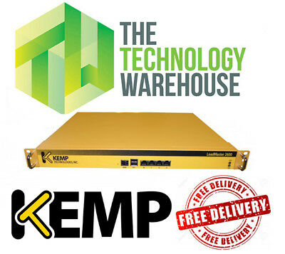 Kemp Load Master 2600 Load Balancer - Multi Port Application - Nsa3110-Lm2600-Ir