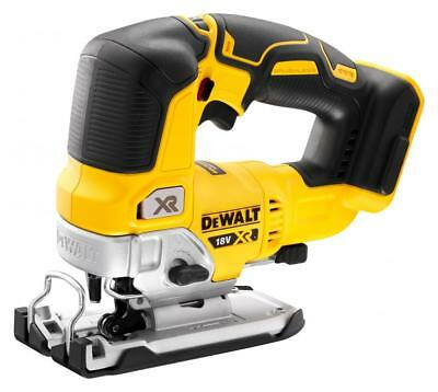 Dewalt Dcs334N -Xj 18V Xr Brushless Jigsaw Body Only Brand New In Stock Dcs334