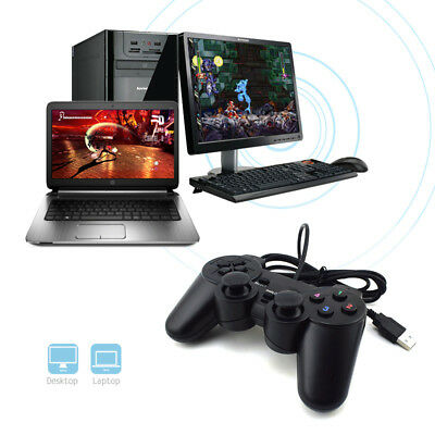 New USB Game Pad Controller For Microsoft Xbox 360 Console / PC Windows for PS2