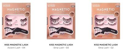 Kiss Magnetic Lash With EZ Load Applicator, You Choose